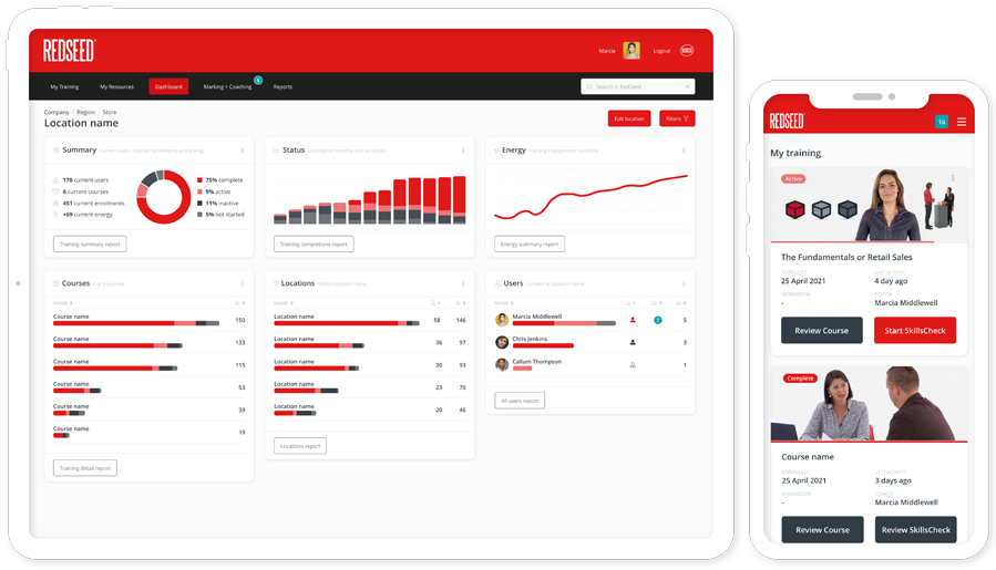 Train Your Team From Anywhere, On Any Device